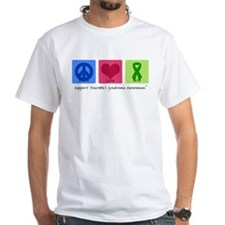 Peace Love Cure Tourette Shirt