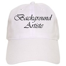 Background Artiste Baseball Cap