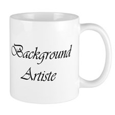 Background Artiste Mug