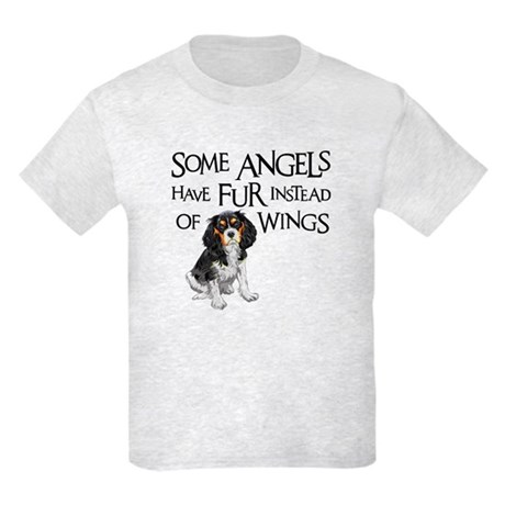 CAVALIER ANGEL Kids Light T-Shirt