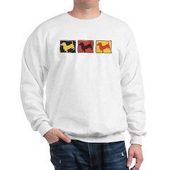 Lots of Doxies Sweatshirt