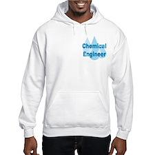 Blue Chemical Engineer Hoodie