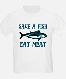 Crying Tuna Fish T-Shirt