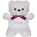 Nice Tags Teddy Bear