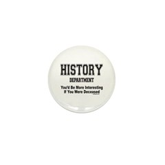 HISTORY Mini Button (10 pack)