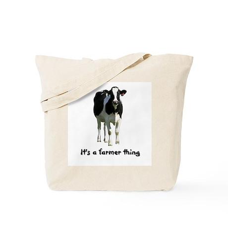Farmer Thing Tote Bag