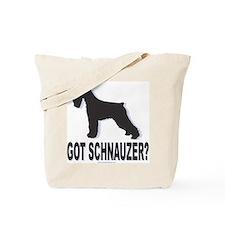 Got Schnauzer! Tote Bag