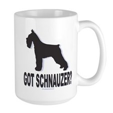 Got Schnauzer! Mug