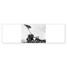 Iwo Jima Bumper Sticker (10 pk)