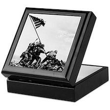 Iwo Jima Keepsake Box