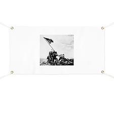 Iwo Jima Banner