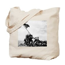 Iwo Jima Tote Bag