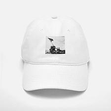 Iwo Jima Baseball Baseball Cap