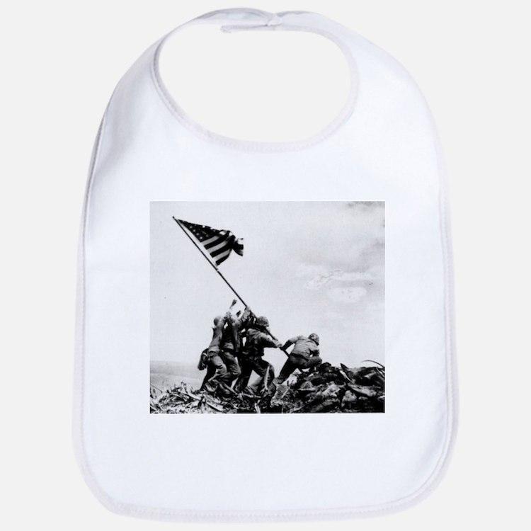 Iwo Jima Bib
