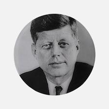 "John F. Kennedy 3.5"" Button (100 pack)"