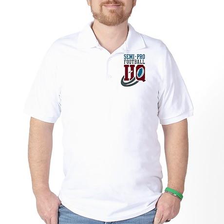 Semi Pro Football Headquarters Polo Shirt
