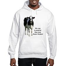 Smart Cow Hoodie