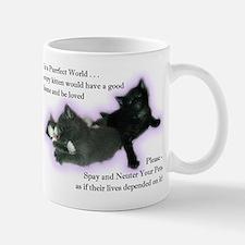 Spay Neuter Kittens Mug