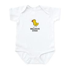 Bellevue Chick Infant Bodysuit