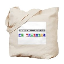 Zoopathologist In Training Tote Bag