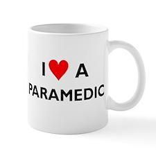 """""""I Love A Paramedic"""" Mug"""