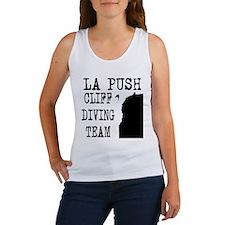 La Push Cliff Diving Team Women's Tank Top
