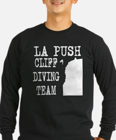La Push Cliff Diving Team T
