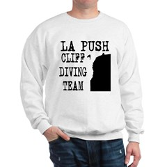 La Push Cliff Diving Team Sweatshirt