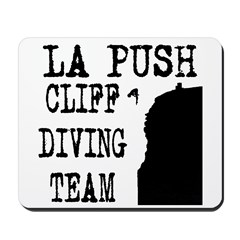 La Push Cliff Diving Team Mousepad