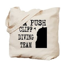 La Push Cliff Diving Team Tote Bag