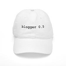Blogger 0.5 Baseball Cap