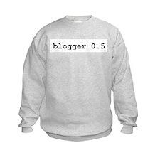 Blogger 0.5 Sweatshirt