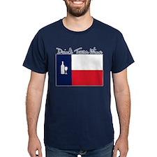 Drink Texas Wine T-Shirt