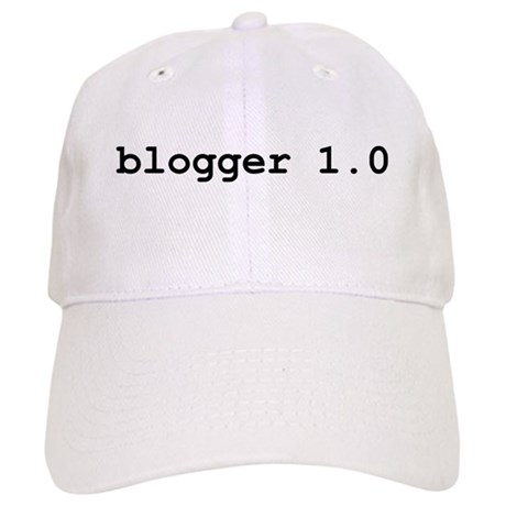 blogger 1.0 Cap