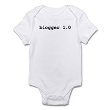 blogger 1.0 Infant Bodysuit