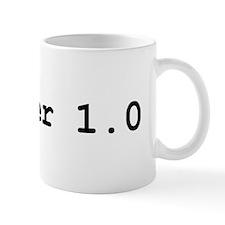 blogger 1.0 Mug