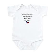 Texas Baby Gift Infant Bodysuit