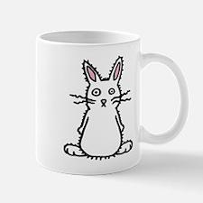 Fluffy Bunny of Doom Mug
