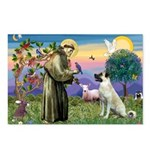 SAINT FRANCIS Postcards (Package of 8)