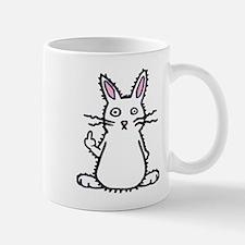 Attitude Bunny Mug