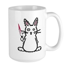 Psycho Bunny Mug