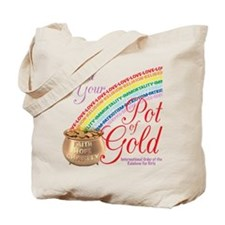 IORG-Pot Of Gold Tote Bag