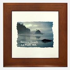 La Push, WA. 2 Framed Tile