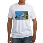 La Push, WA. 3 Fitted T-Shirt