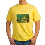 La Push, WA. 3 Yellow T-Shirt