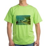 La Push, WA. 3 Green T-Shirt