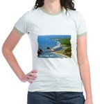 La Push, WA. 3 Jr. Ringer T-Shirt