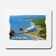 La Push, WA. 3 Mousepad
