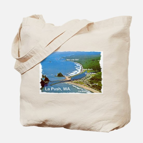 La Push, WA. 3 Tote Bag
