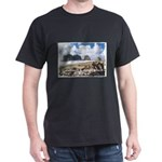Forks, WA. 1 Dark T-Shirt